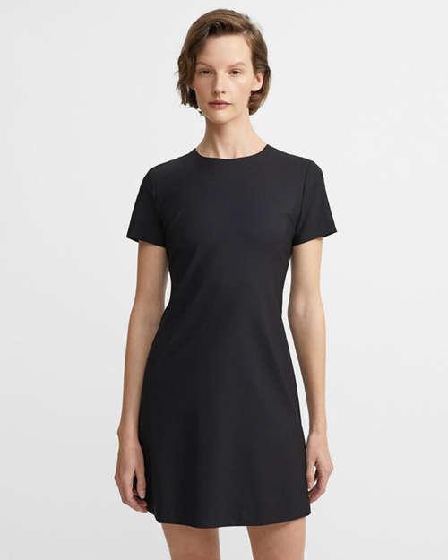 Sheath Dress in Good Wool