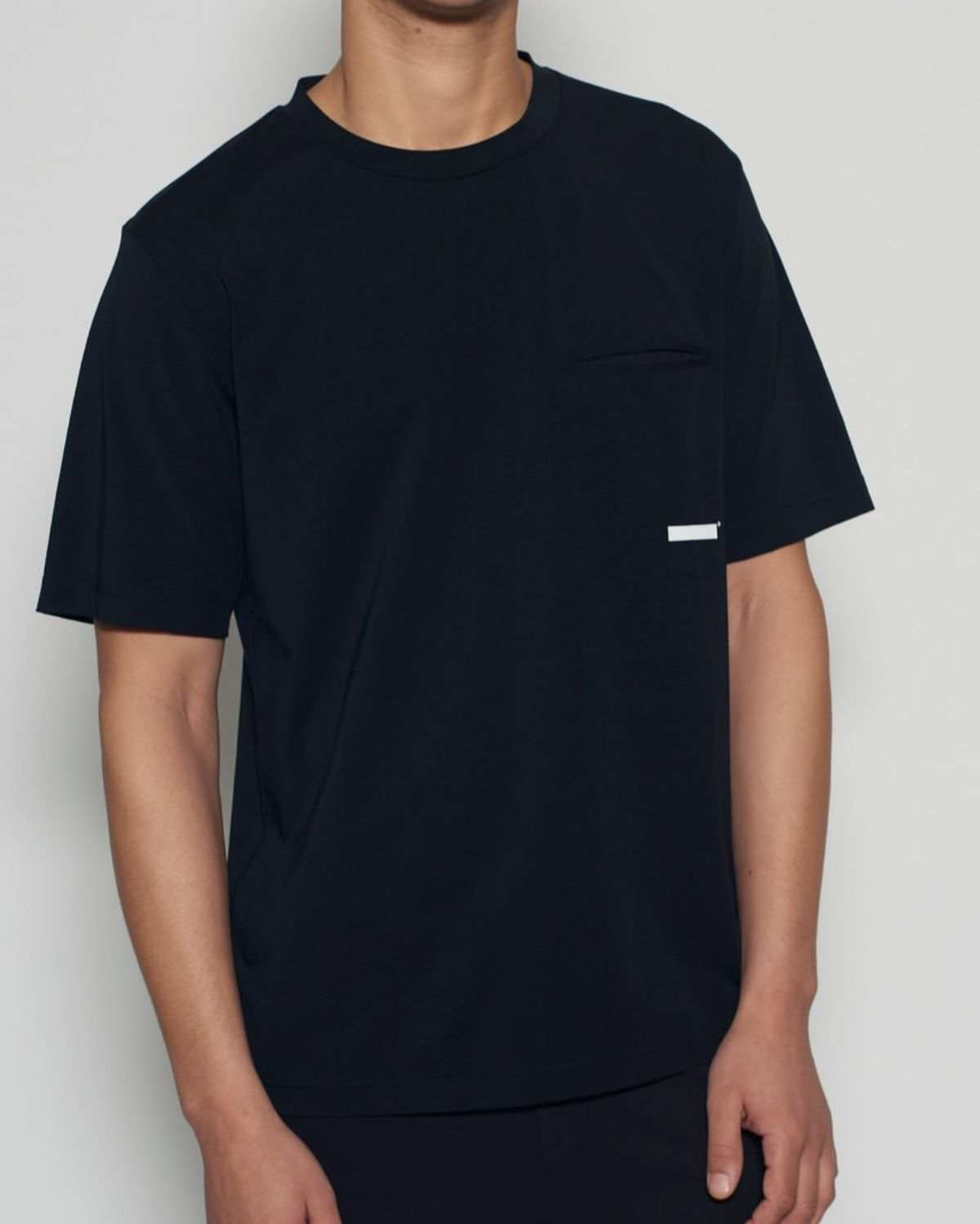 Pocket Tee in Stretch Cotton