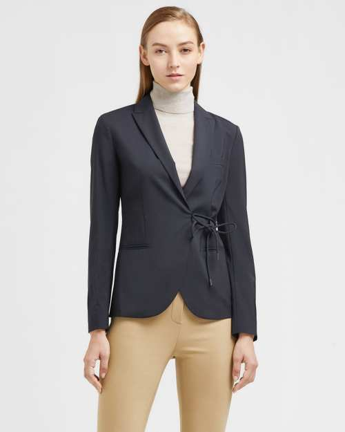 Staple Tie Blazer in Good Wool