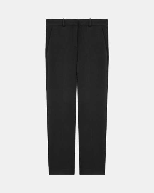 Treeca Pant in Double-Knit Jersey
