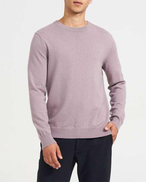 Crewneck Sweater in Cashmere