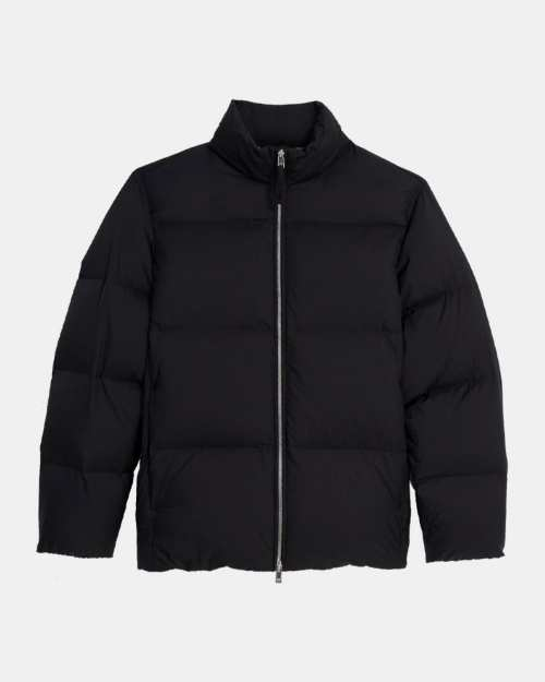 Puffer Jacket in Water-Resistant Nylon